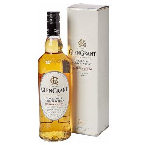 Glen Grant - Major's Reserve - Scotch single malt whisky - 0.7L