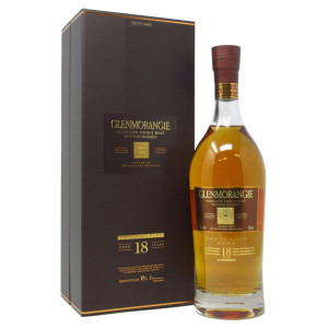 Glenmorangie - Scotch single malt whisky 18 yo cutie - 0.7L, Alc: 43%