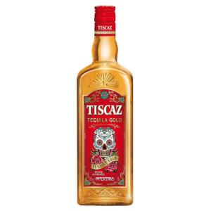 Tiscaz - Tequila Gold - 0,7L