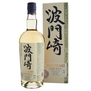 Hatozaki - Japanese whisky pure malt - 0.7L, Alc: 46%