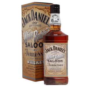 Jack Daniel's - Tennessee Whiskey White Rabbit Saloon GB - 0.7L, Alc: 43%