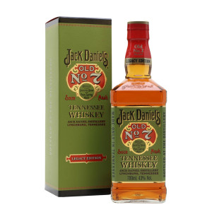 Jack Daniel's - Tennessee whiskey Legacy Edition 1905 - 0.7 L, Alc: 43%