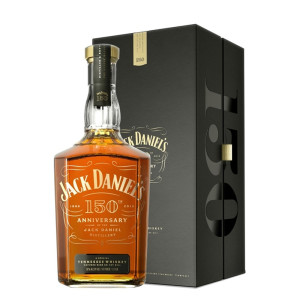 Jack Daniel's - Tennessee whiskey 150th super premium - 1L, Alc: 50%