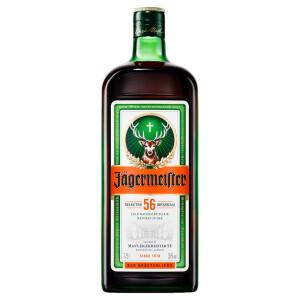 Jagermeister - herbal liqueur - 1.75L, Alc: 35%