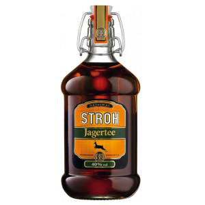 Stroh - Lichior herbal Jagertee Rom - 0.5L
