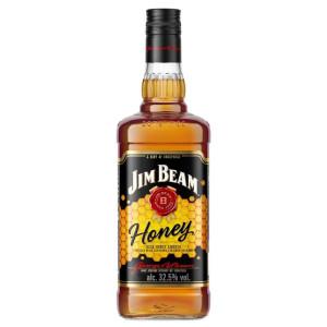 Jim Beam - Honey Bourbon Whiskey - 0.7L, Alc: 32.5%