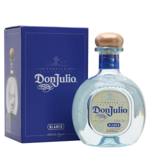 Don Julio - Tequila blanco 0,7L, Alc: 38%