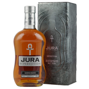 Isle of Jura - Scotch Single Malt Whisky - Superstition GB - 0.7L, Alc: 43%