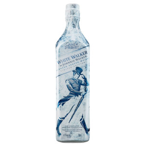 Johnnie Walker - White Game of Thrones Scotch Blended Whisky GB - 0.7L, Alc: 41.7%