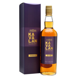 Kavalan - Podium - Taiwan Single Malt Whisky GB - 0.7L, Alc: 46%