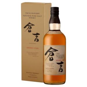 The Kurayoshi - Whisky Pure Malt Sherry Cask - 0.7L, Alc: 43%