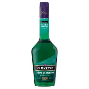 De Kuyper - Lichior Creme de menthe green - 0.7L, Alc: 24%