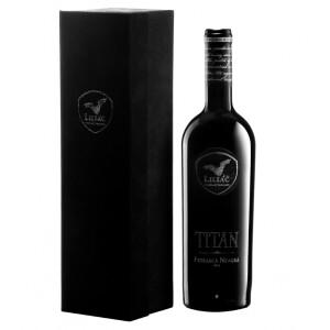 Liliac Titan - Feteasca Neagra 2015 GB - 0.75L, Alc: 14%