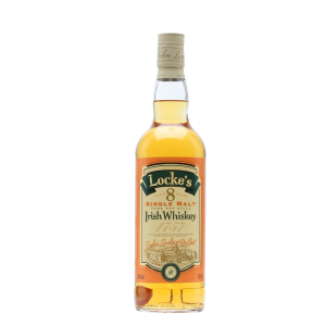 Locke's - Crock - Irish single malt whiskey 8yo - 0.7L, Alc: 40%