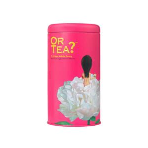 Or Tea? - BIO ceai Lychee White Peony cutie metalica 50g