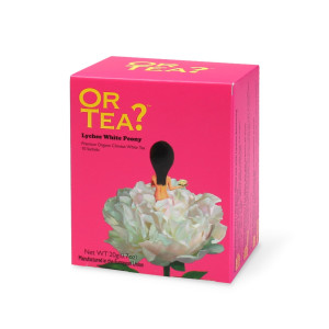 Or Tea? - BIO ceai Lychee White Peony 10 pl. x 2g