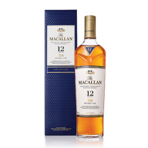 Macallan - Double Cask Scotch single malt whisky 12yo - 0.7L, Alc: 40%