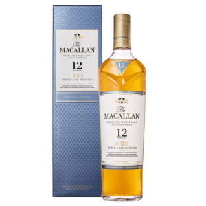 Macallan - Triple Cask Scotch single malt whisky 12yo - 0.7L