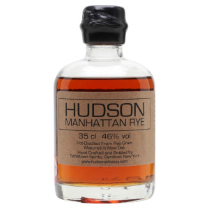 Hogs - Manhattan - American Rye Whiskey - 0,35L, Alc: 46%