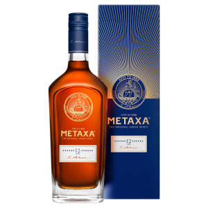 Metaxa - Brandy 12 stele - gift box - 0.7L, Alc: 40%