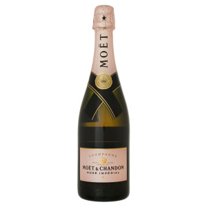 Moet & Chandon - Sampanie brut rose Imperial - 0.75L, Alc: 12%