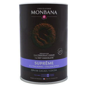 Monbana Pudra - Ciocolata Supreme 1kg