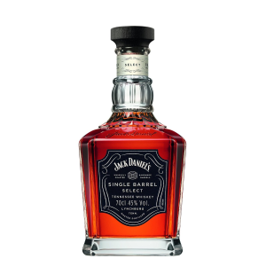 Jack Daniel's Single Barrel - Tennessee whiskey - 0.7L, Alc: 45%