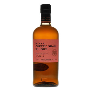 Nikka - Japanese coffey grain whisky - 0.7L, Alc: 45%