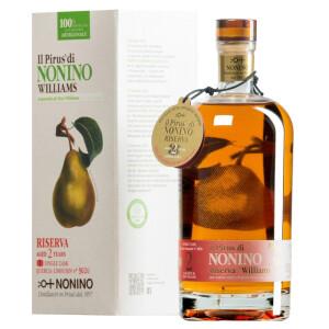 Nonino - Fruit Pirus Williams Riserva 2 yo - 0.5L, Alc: 43%