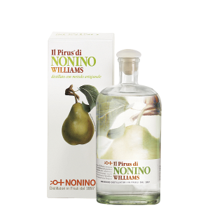 Nonino - Fruit Pirus Williams - 0.7L, Alc: 43%