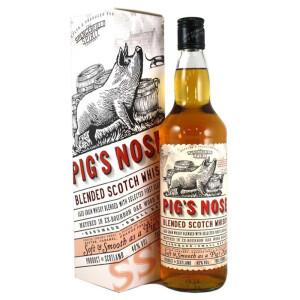Pig's Nose - Scotch blended whisky 0.7L