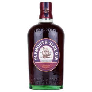 Plymouth - Sloe Gin - 0.7L, Alc: 26%