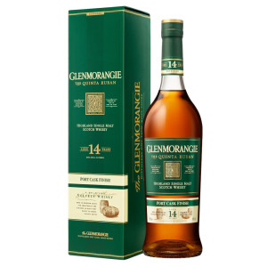 Glenmorangie - Quinta Ruban Scotch SIngle Malt whisky 14 yo,  cutie - 0.7L, Alc: 46%
