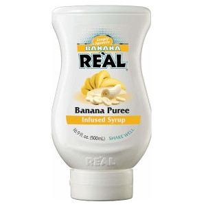 Real - Piure Banana 0.5L