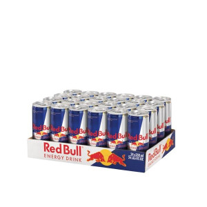 Red Bull - Energy drink 0.25 L x 24 buc