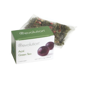 Revolution - Hot tea - Acai green 30 pl.