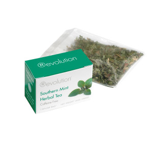 Revolution - Hot tea - Southern mint herbal 30 pl.