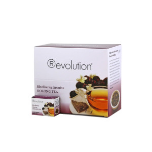 Revolution - Hot tea - Blackberry Jasmin 30 pl.