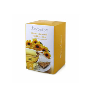Revolution - Hot tea - Golden chamomile herb 20 pl.