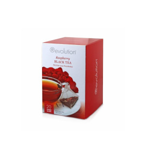 Revolution - Hot tea - Raspberry black 20 pl.
