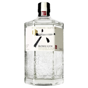 Roku - Gin Selected 0.7L, Alc: 43%