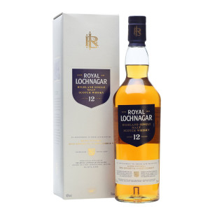 Royal Lochnagar- Scotch single malt whisky 12yo 0,7L, Alc: 40%