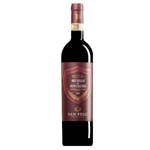 San Polo - Brunello di Montalcino Riserva DOCG rosso 2015 - 0.75L, Alc: 14.5%