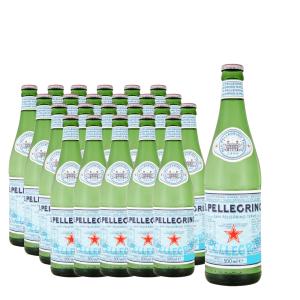 San Pellegrino - apa carbogazoasa 24 buc. x 0.5L - sticla