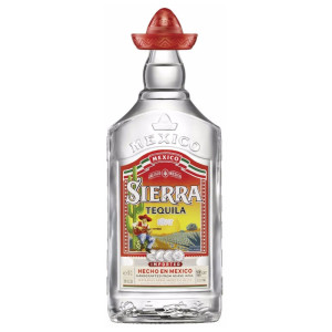 Sierra - Tequila silver 1L, Alc: 38%