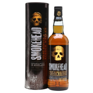 Smokehead - Scotch single malt whisky - 0,7L