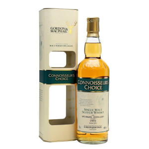 Speyburn 1991 - Connoisseurs Choice Scotch single malt whisky, gb - 0.7L, Alc: 46%