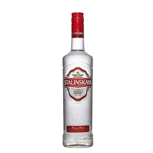 Stalinskaya - Vodka Red - 0.5L, Alc: 40%