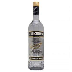 Stolichnaya - Cristall Vodka - 0.7L, Alc: 40%