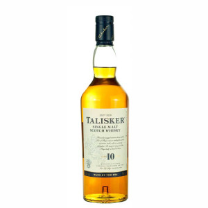 Talisker - Scotch single malt whisky 10yo - 0.7L, Alc: 45.8%